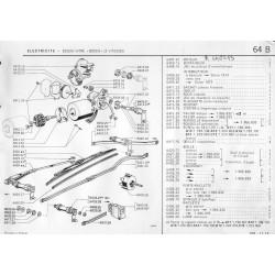 palier de moteur EG Bosch
