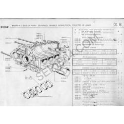 0112 30 - Joint moteur