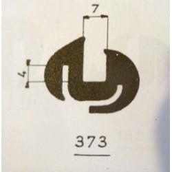 Joint de pare-brise 2200mm