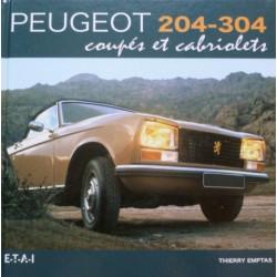 Livre sur 204-304 Coupé Cabriolet