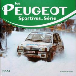 Livre : Les Peugeot sportives de serie