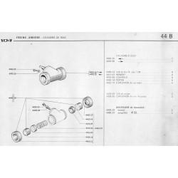 Cylindre de roue