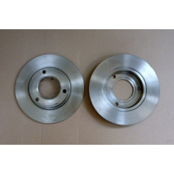 pair of front brake discs