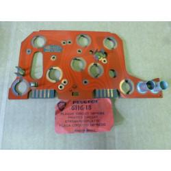 circuit imprimé de TB