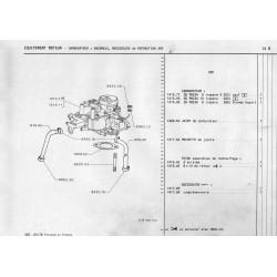 pochette de joints de carburateur