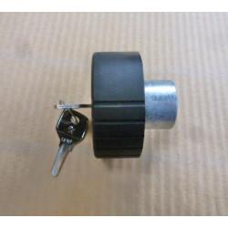 Tank cap key