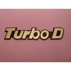 "monogramme ""TurboD"""