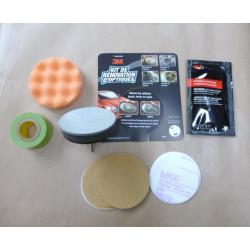 kit polissage des polycarbonates