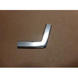 clé d'enjoliveur de lunette arrière