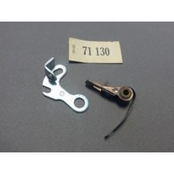 Platinum set screw