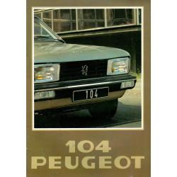 catalogue de présentation 104