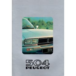 catalogue de présentation 504CC