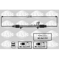 Remanufactured power steering