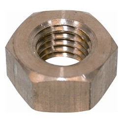 brass nut flange exhaust tube