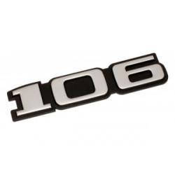 """Monogramme """"106"""""""