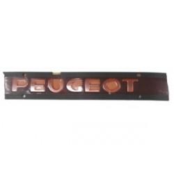 """Peugeot"" monogram"