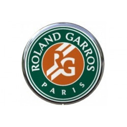 "badge ""Roland Garros"" Paris"