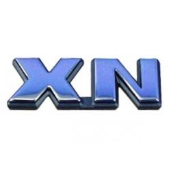 "monogramme ""XN"""