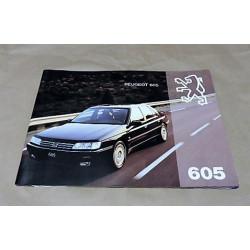 catalogue de présentation 605