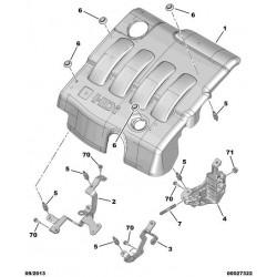 amortisseur de cache moteur