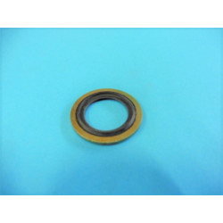 engine draining plug gasket
