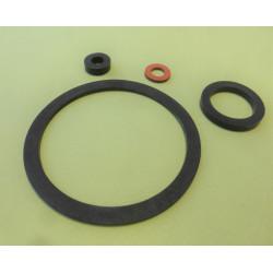 Oil filter seal pocket