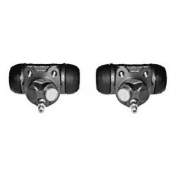 paire de cylindres de roue arrière