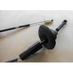 câble d'accelérateur