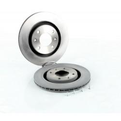 set of 2 brake discs