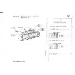 plaque circuit imprimé Jaeger