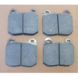 set front brake pads