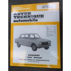 revue technique 304 diesel