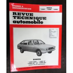 revue technique 1307-1308-1309