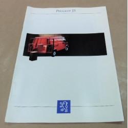 catalogue de présentation 1985