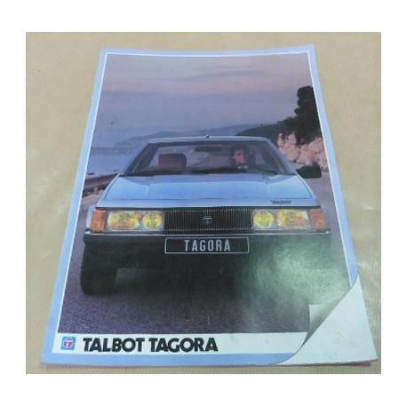 catalogue de présentation Tagora 1983