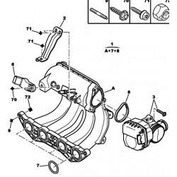 boîtier injection monopoint