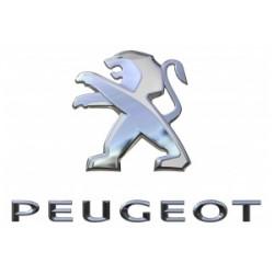 monogramme Peugeot + Lion