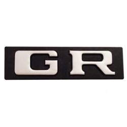 "monogramme ""GR"""