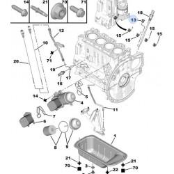Engine oil gauge