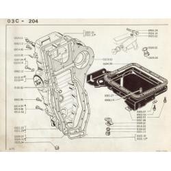 Joint moteur
