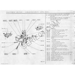 1407 13 - Carburateur