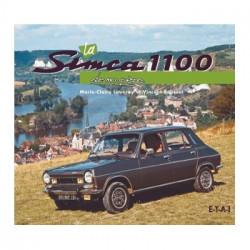 livre Simca 1100 de mon père
