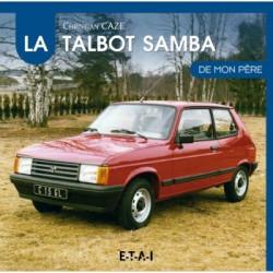livre La Talbot Samba de mon père