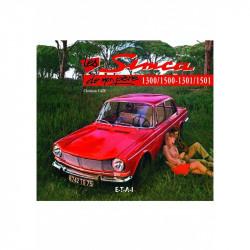 """livre """"La Simca 1300-1500-1301-1501 de mon père"""""""