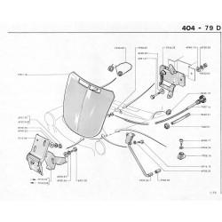 serrure de capot moteur