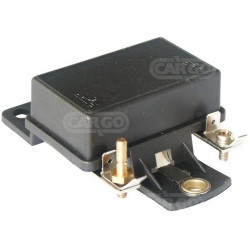 electronic regulator for alternator