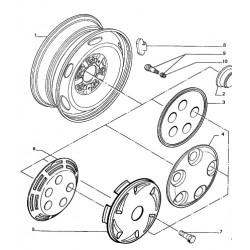 vis de roue