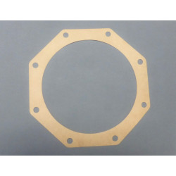 paper pan gasket rear axle