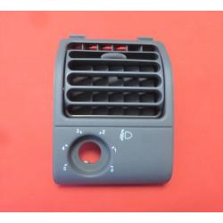 dashboard aerator, remote corrector
