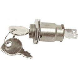 interrupteur à clés